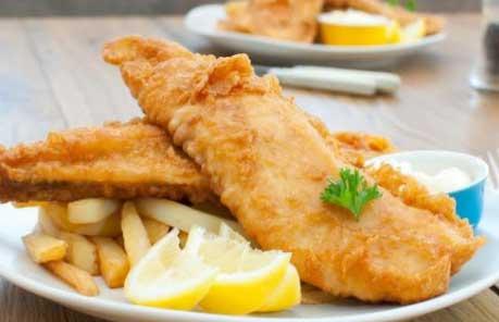 Fish Batter Fry