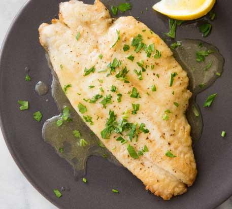 Fish Meuniere