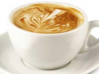 Hot Espresso Coffee