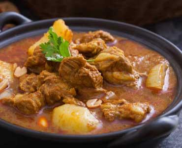 Mutton Hussaini Curry