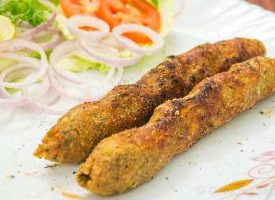 Veg Sheek Kabab