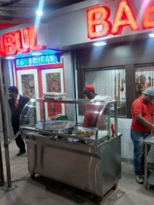 babul-fast-food-counter