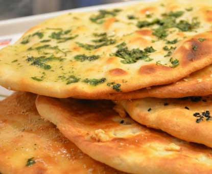 Fried Masala Kulcha